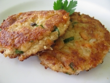 Powerful Protein Rich Vegan Millet Recipes-Millet Croquettes