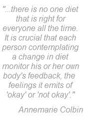 Colbin Quote