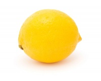 Fresh lemon for the Master Cleanse