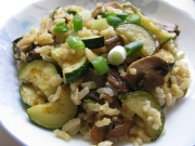 Rice Saute variation