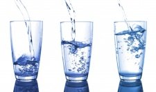 3 glasses of water for fasting