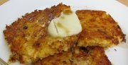 Maple Millet Cakes